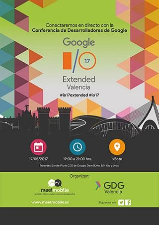 Meetmobile – Google I/O Extended GDG Valencia